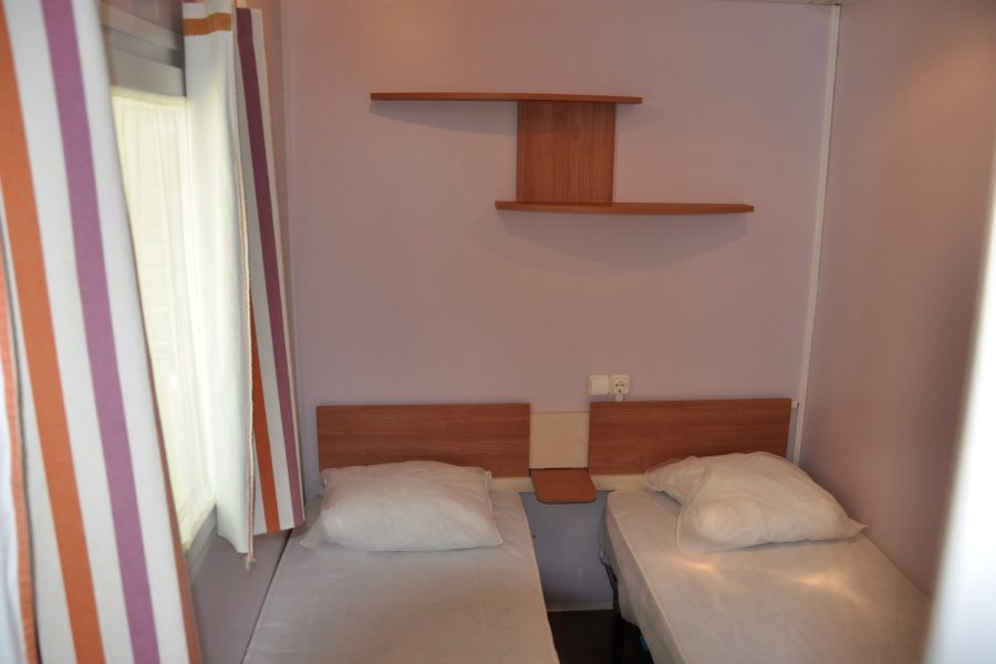Camping La Source : Descriptif Mobil Home Climatise 6