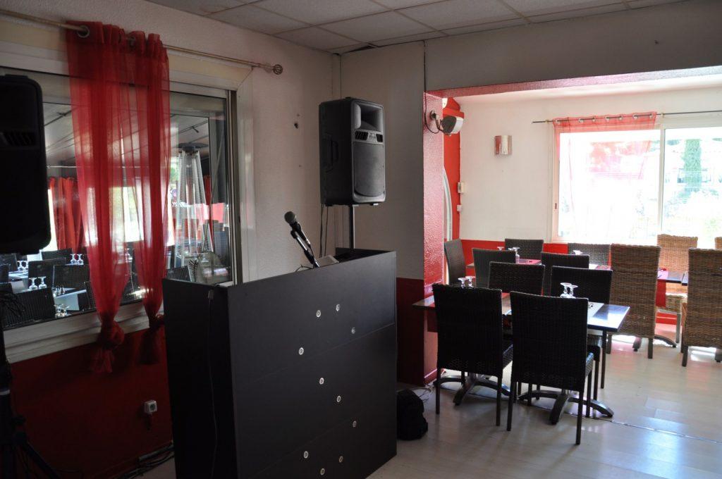 Camping La Source : Descriptif Restaurant 12