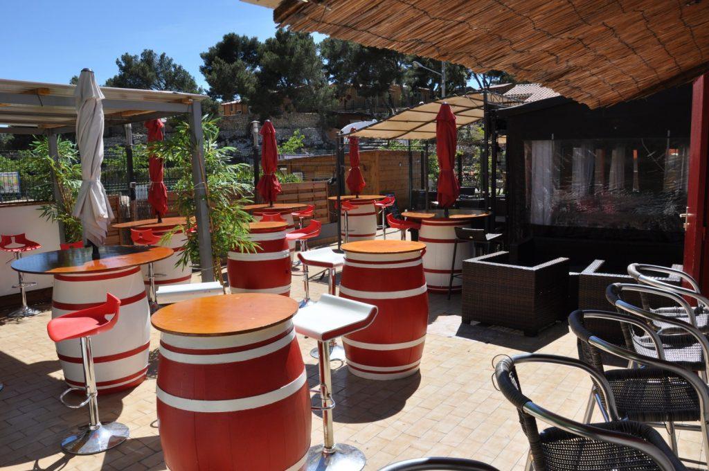 Camping La Source : Descriptif Restaurant 13