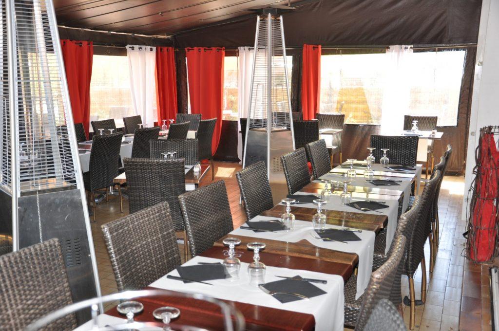 Camping La Source : Descriptif Restaurant 2