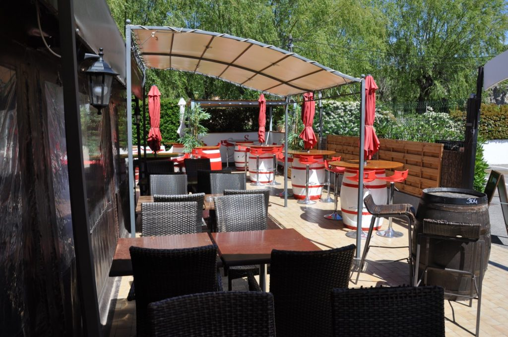 Camping La Source : Descriptif Restaurant 4