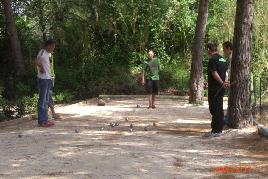 Camping La Source : Presentation Camping 16