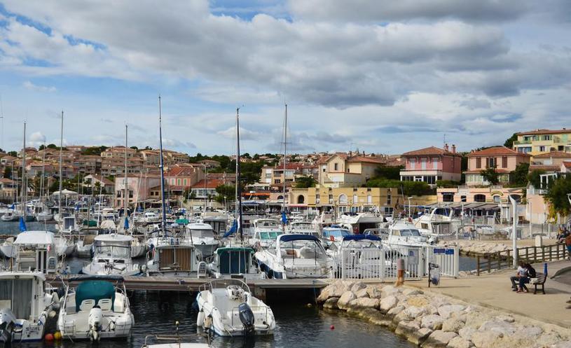 Port Sausset-les-Pins