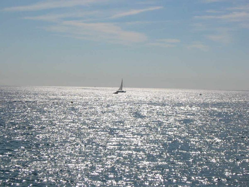 méditerranée camping côte bleue